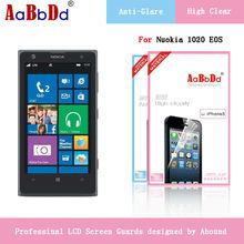 high clear/matte/diamond/3D/mirror screen protector for Nokia 1020