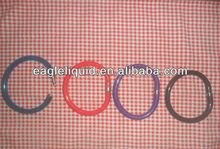 2013 new novelty gift promotion flexible Bracelet pen bracelet shape