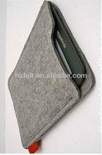 Simple design felt mini tablet case
