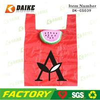 Cute Cartoon Watermelon Pet Shop Bag In Vietnam DK-CS039