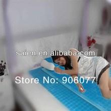 pu cooling gel mattress/cool gel mat/cooling gel topper