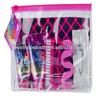 luxury foot scrub/foot cream gift sets in PVC bag
