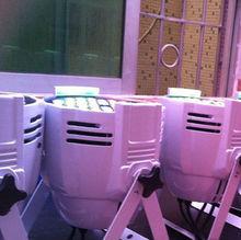 hot!!! 36x3w full color led stage par 64 light 36 LED PAR Can DJ 6Ch Disco Party Pro Series Effect RGB 3W Light DMX Club
