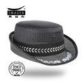 genuino de calidad baratos de pesca de malla snapback hat