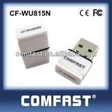 Wireless Tablet PC Network Cards 150Mbps USB WiFi High Speed Wireless Lan Adapter Card Mini USB Wlan Card WiFi Adapter CF-WU815N
