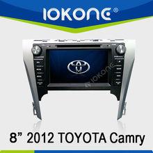 Car Vedio dvd Navigator GPS for Toyota Camry 2012