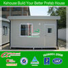 simple installation time saving mobile container house