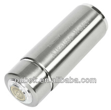 Modern design stainless steel negative ion energy bottle