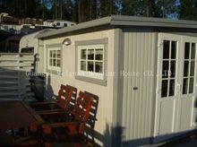 Steel Tiny prefab houses kits for sale