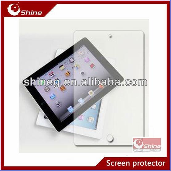 Ultra clear matte screen protector/ screen guard/screen shield for ipad mini oem/odm