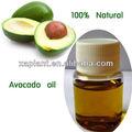 100% frio pressionado e refinado extra virgem o óleo de abacate