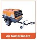 Staunch B36 mobile air compressor
