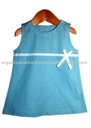 Organic Cotton Baby Dress