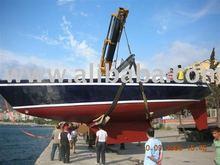 Sailboat Bruce Roberts Voyager 434
