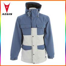 Popular fashion men's woolen jacket