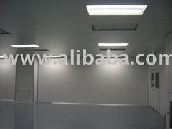 Pharma Panels, Pharma Wall Partition, Biological Partition System, Biological Wall, Biological sandwich panels, GMP wall system