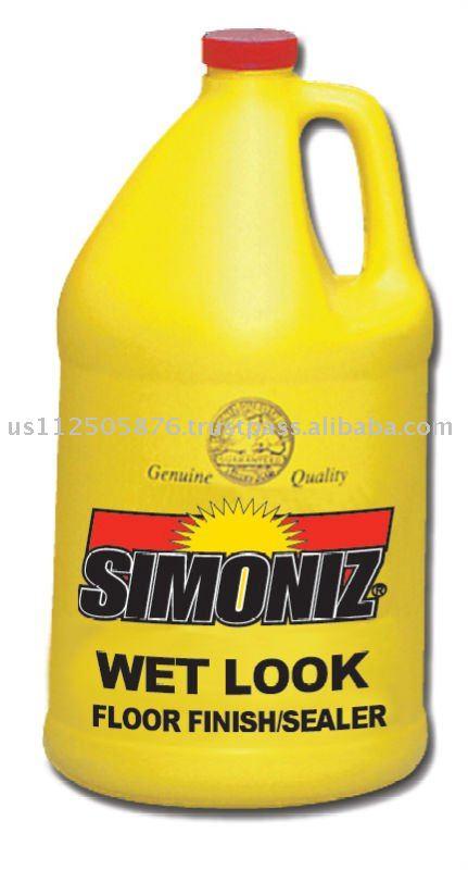Simoniz Wet Look Floor Finish/ Sealer