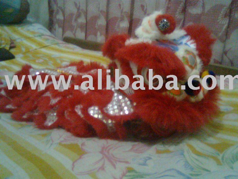 Lion Dancing Lion Dance Mini Lion