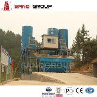 Concrete Ready Mix Plant, 25m3/h Beton Plant 500L Concrete Mixer, PLD800 Concrete Batch Machine, 1500kg Cement Weighing