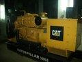 Utilizado oruga generador Diesel
