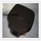 Cool cushion heated car seat with fan motorcycle seat cool