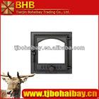 BHB cast iron fireplace door