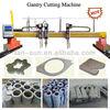 220V 1000W similar cnc lazer cutting machine,gantry cnc plasma cutting aluminum profile cutting saw machine