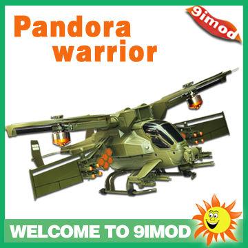 Walkera Avatar Pandora Warrior RC Gunship Helicopter