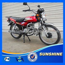SX49-11 Mozambique Hot Seller LIFO 100CC Motorcycle