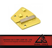Double 1/4 PCD Shoe - Grinding & Polishing Brick Suppliers for PCD Tool