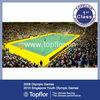 Sports Professional Toflor Futsal Rubber Flooring