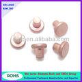Qualidade plano High head rebites de cobre