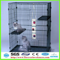 2013 popular cat cage (Anping factory, China)