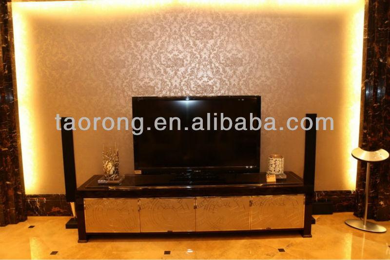 Led Tv Wooden Stand Designs : Home > Product Categories > Cabinet > Modern design wood LED TV stan...