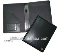 Wholesale a4 leather conference folder
