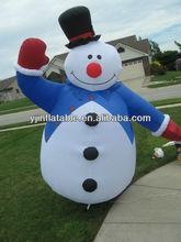 snowman items outdoor inflatable christmas santa big snowman