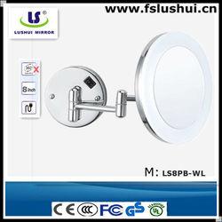 high quality 5star bathroom fender mirror