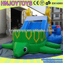 Residential inflatable slide, Finding nemo, garden set for kids