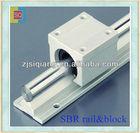 Linear guide rail&block SBR series SBR16 used for CNC machine