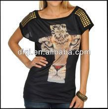 t-shirts women fashion,womens tight t-shirt