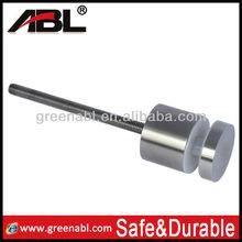 Stainless steel glass standoff hardware/standoff screw