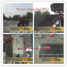 building material plaster of paris machine(full automatic)