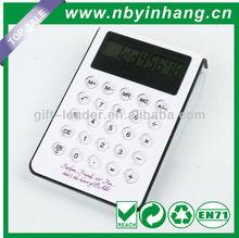 8 digit square desktop big size calculator XSDC0128