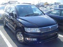 2001 MITSUBISHI CHARIOT GRANDIS N84W-0206845 USED CAR US$2000