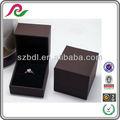 personalizado de lujo hechos a mano joyería cajas