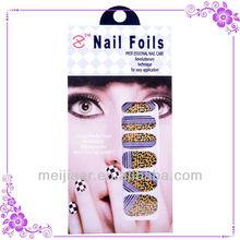 DIY nail art sticker, Nail art use