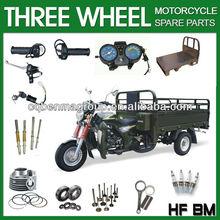 Three wheel motorbike spare parts