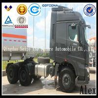 Beiben Tractor Truck For Sale 6x4 420hp Euro III Truck Trailer/Tow Truck/Truck Head
