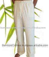 Bamboo Fiber Men's Night Pants
