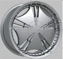 Car aluminum 5x100 alloy wheels